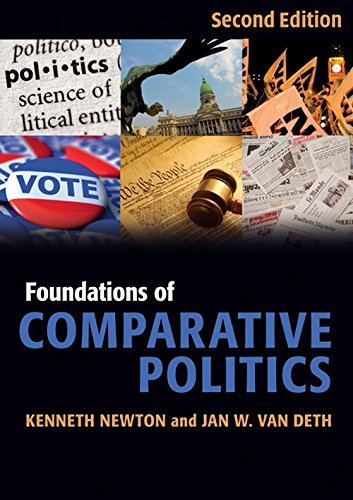 9780521136792: Foundations of Comparative Politics 2nd Edition Paperback (Cambridge Textbooks in Comparative Politics)
