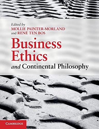 philosophy and organization jones campbell ten bos ren