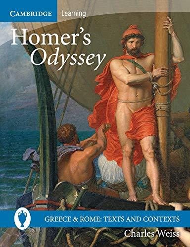 9780521137737: Homer's Odyssey