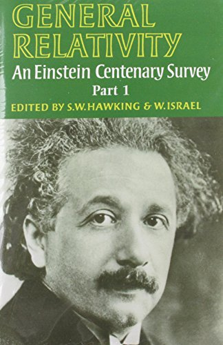 9780521137980: General Relativity: an Einstein Centenary Survey 2 Paperback books (2 Volume Set)
