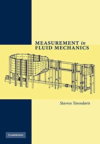 9780521138390: Measurement in Fluid Mechanics