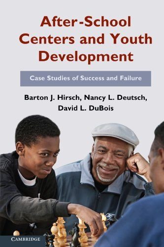 9780521138512: After-School Centers and Youth Development: Case Studies of Success and Failure