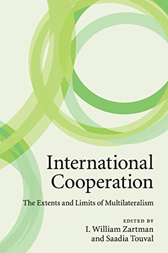 9780521138659: International Cooperation Paperback