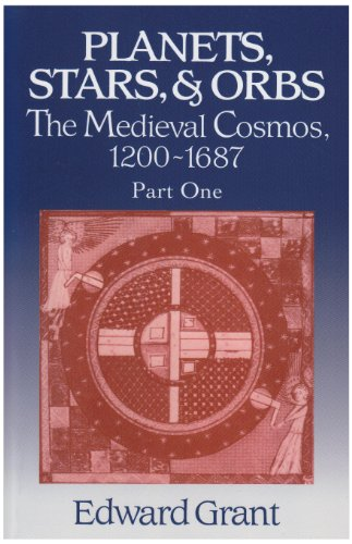 9780521138680: Planets, Stars, and Orbs - 2 Part Set: Planets, Stars, and Orbs 2 Volume Paperback Set: The Medieval Cosmos, 1200-1687