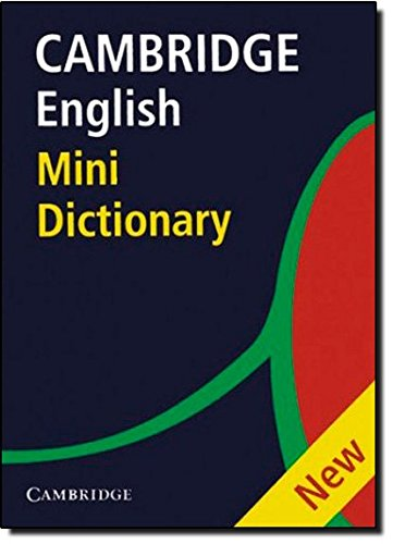 9780521138819: Cambridge English Mini Dictionary South Asian Edition