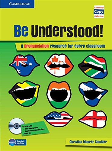 9780521138833: Be Understood! Book with CD-ROM and Audio CD Pack (Cambridge Copy Collection)
