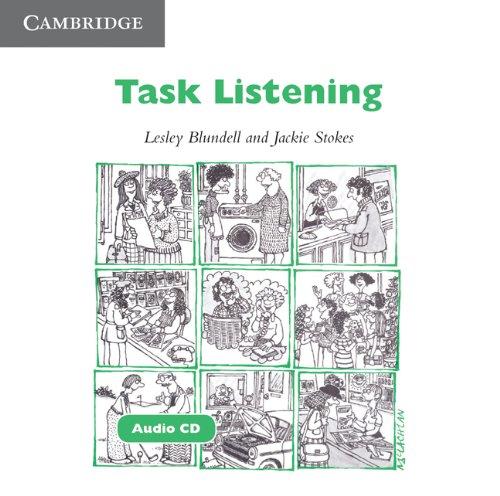 9780521139175: Task Listening Audio CD