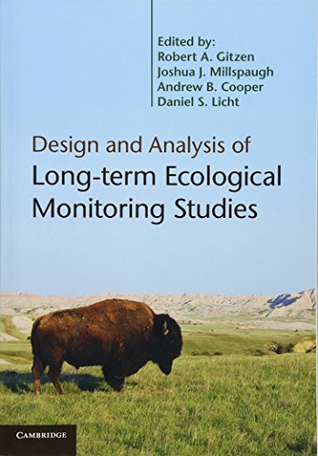 9780521139298: Design and Analysis of Long-term Ecological Monitoring Studies Paperback
