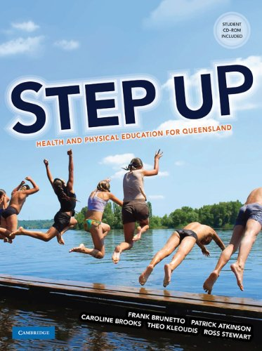 Step Up: Health and Physical Education for Queensland (Book & Merchandise): Ross Stewart