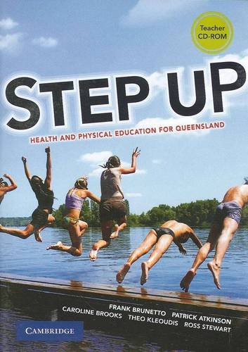 9780521139359: Step Up: Health and Physical Education for Queensland Teacher CD-Rom
