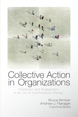 9780521139632: Collective Action in Organizations: Interaction and Engagement in an Era of Technological Change (Communication, Society and Politics)