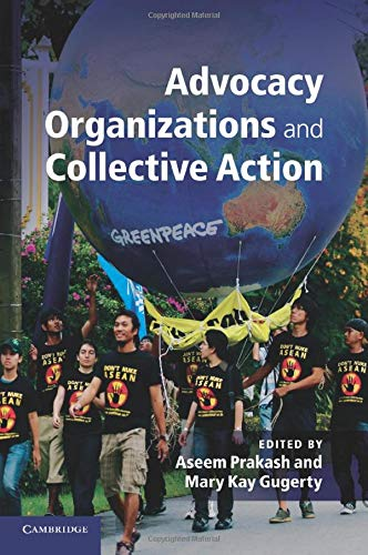 9780521139670: Advocacy Organizations and Collective Action