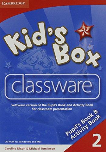 9780521140331: Kid's Box 2 Classware CD-ROM