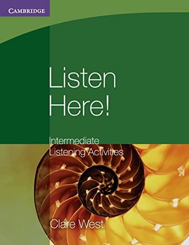 9780521140348: Listen Here! Intermediate (Georgian Press)