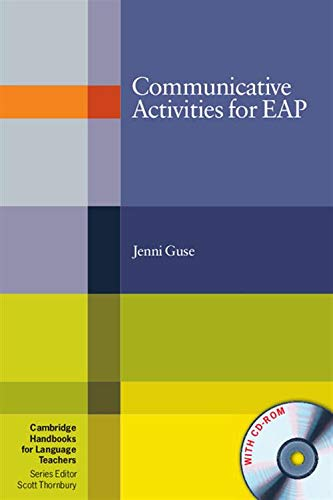 9780521140577: Communicative Activities for EAP with CD-ROM (Cambridge Handbooks for Language Teachers)