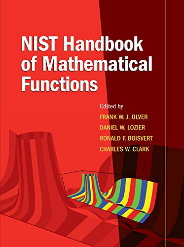 9780521140638: NIST Handbook of Mathematical Functions Paperback and CD-ROM