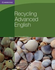 9780521140737: Recycling Advanced English with Removable Key