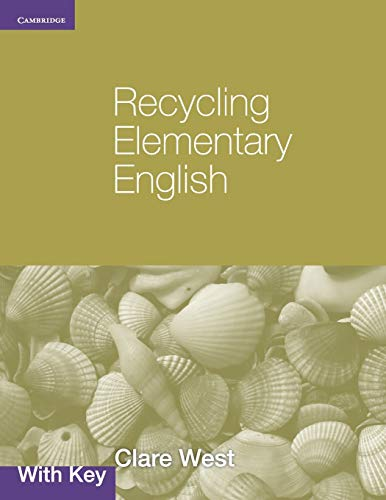 9780521140799: Recycling Elementary English with Key