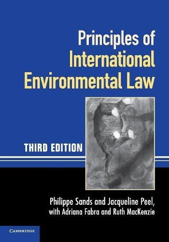 9780521140935: Principles of International Environmental Law