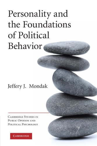 9780521140959: Personality and the Foundations of Political Behavior (Cambridge Studies in Public Opinion and Political Psychology)