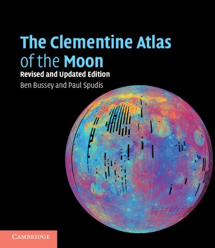 9780521141017: The Clementine Atlas of the Moon