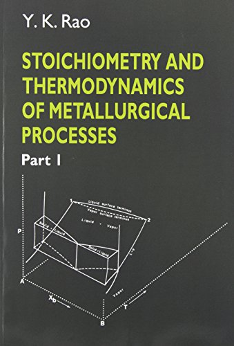 9780521141291: Stoichiometry and Thermodynamics of Metallurgical Processes 2 Volume Set