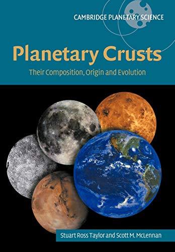 9780521142014: Planetary Crusts Paperback (Cambridge Planetary Science)