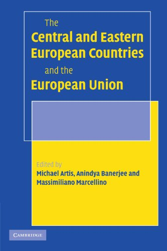 9780521142052: The Central and Eastern European Countries and the European Union