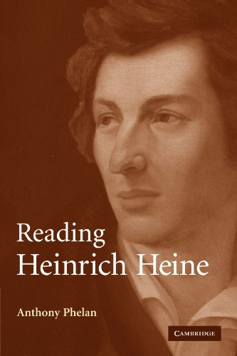 Reading Heinrich Heine: Anthony Phelan