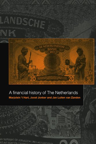 9780521142601: A Financial History of the Netherlands Paperback