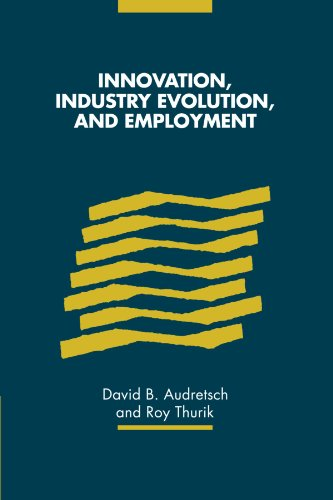 9780521142717: Innovation, Industry Evolution and Employment