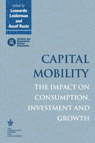 9780521142731: Capital Mobility: The Impact on Consumption, Investment and Growth