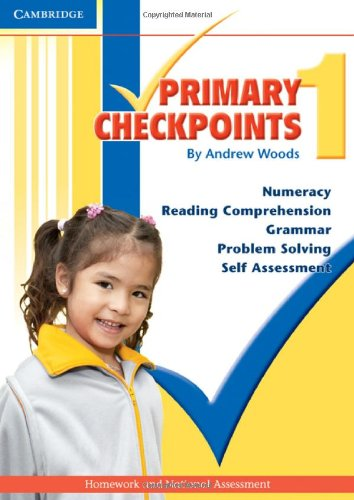 9780521142762: Cambridge Primary Checkpoints - Preparing for National Assessment 1 (Cambridge Checkpoints)
