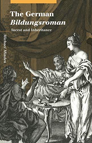 9780521142809: The German Bildungsroman Paperback (Cambridge Studies in German)