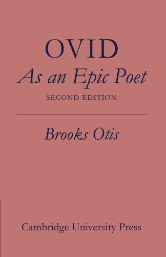 9780521143172: Ovid As An Epic Poet