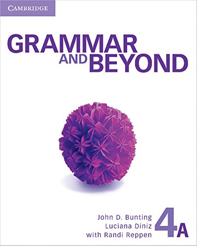 9780521143233: Grammar and Beyond 4 Student's Book A