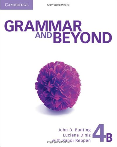 9780521143288: Grammar and Beyond Level 4 Student's Book B