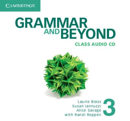 9780521143394: Grammar and Beyond Level 3 Class Audio CD