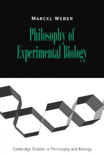 9780521143448: Philosophy of Experimental Biology Paperback (Cambridge Studies in Philosophy and Biology)