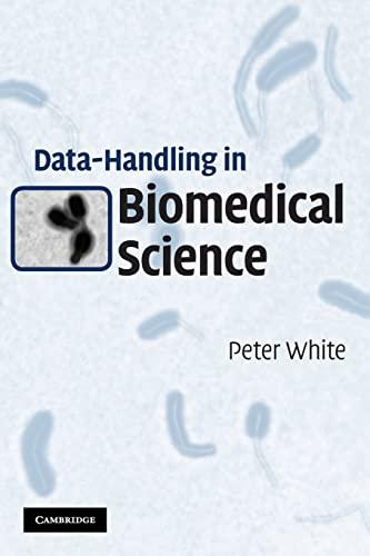 9780521143868: Data-Handling in Biomedical Science