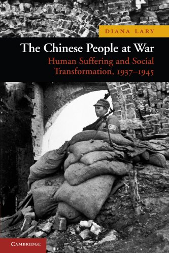 9780521144100: The Chinese People at War: Human Suffering and Social Transformation, 1937-1945