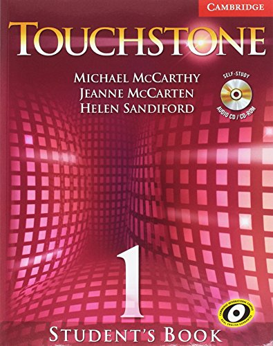 9780521144162: Touchstone Blended Online Level 1 Student's Book with Audio CD/CD-ROM and Interactive Workbook