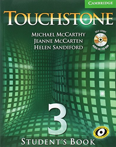 Touchstone Blended Premium Online Level 3 Student's Book with Audio CD/CD-ROM, Online ...