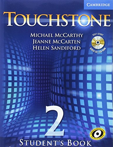 9780521144278: Touchstone Blended Premium Online  2 Student's Book with Audio CD/CD-ROM, Online Course and Interactive Workbook