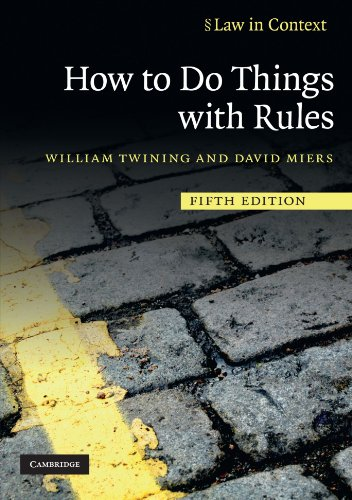9780521144308: How to Do Things with Rules