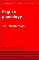 9780521144322: English Phonology : An Introduction