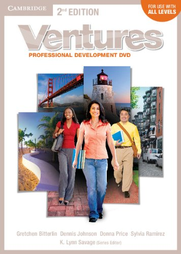Ventures Professional Development DVD: K. Lynn Savage