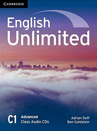 9780521144469: English Unlimited Advanced Class Audio CDs (3)