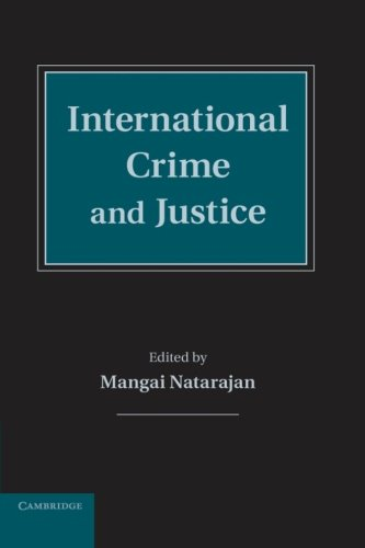 9780521144490: International Crime and Justice