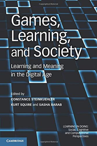 9780521144520: Games, Learning, and Society: Learning and Meaning in the Digital Age